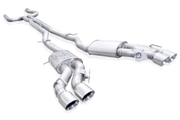 STAINLESS WORKS SWOCTSV16CB 16-18 Cadillac CTS-V Cat Back Exhaust Kit Performance Oil Shop