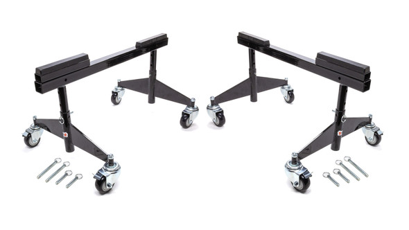 Ti22 PERFORMANCE TIP5410 Rolling Chassis Stands Black Performance Oil Shop