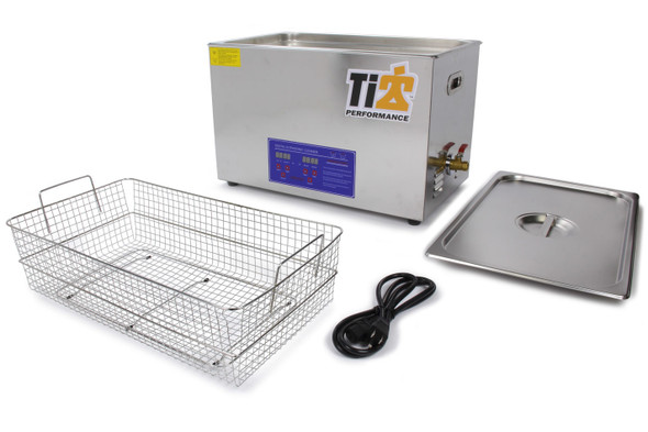 Ti22 PERFORMANCE TIP8582 Ultrasonic Cleaner With 19in Stainless Basket Performance Oil Shop