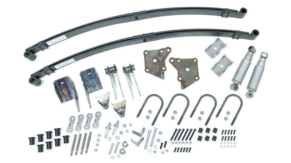 TOTAL COST INVOLVED ENG. TOC404-4610-00 35-48 Ford Rear Leaf Spring Kit Performance Oil Shop