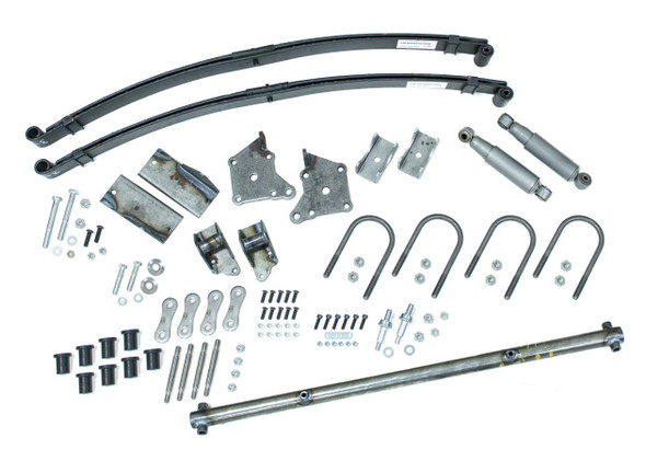 TOTAL COST INVOLVED ENG. TOC432-4610-00 47-54 Chevy P/U Rear Leaf Spring Kit Performance Oil Shop