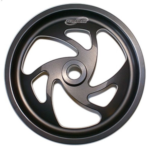 TURN ONE TOSMFGTUR12 Power Steering Pulley C5 /C6 Corvette Performance Oil Shop