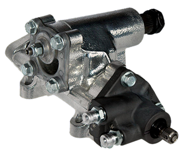 TURN ONE TOST12BASE Steering Box 600 Series 12:1 Ratio Raw Performance Oil Shop