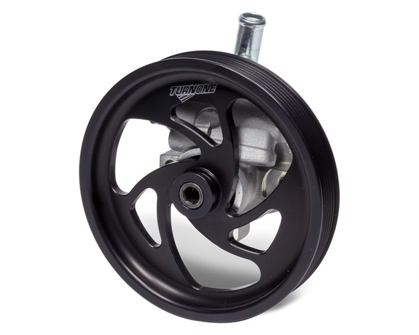 TURN ONE TOST40YP Power Steering Pump C5 / C/6 Corvette w/ Pulley Performance Oil Shop
