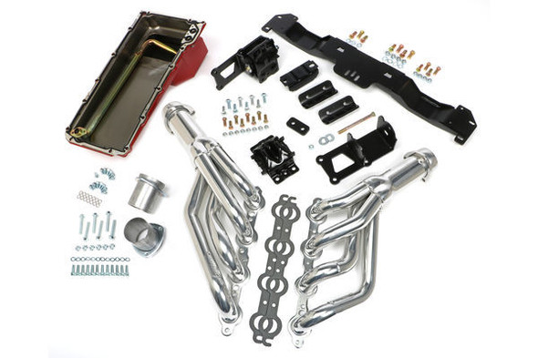 TRANS-DAPT TRA42032 Swap In A Box Kit-LS Engine Into 75-81 F-Body Performance Oil Shop