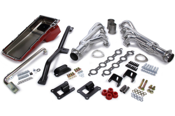 TRANS-DAPT TRA42242 Swap In A Box Kit LS Engine Into 67-72 GM C11 Performance Oil Shop