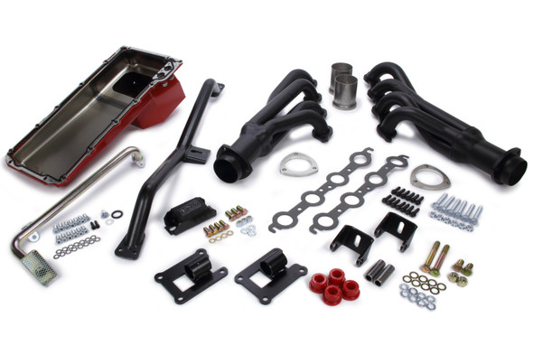 TRANS-DAPT TRA42243 Swap In A Box Kit LS Engine Into 67-72 GM C12 Performance Oil Shop