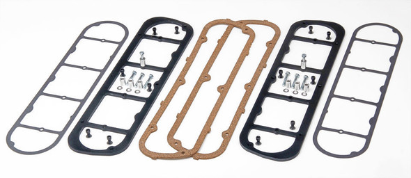 TRANS-DAPT TRA6139 LS Valve Cover Adapter Plates for SB Ford Performance Oil Shop