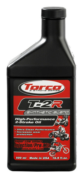 TORCO TRCT920033Y T-2R Two Stroke High Per formance Oil-12x500-ML Performance Oil Shop