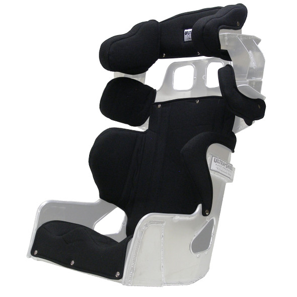ULTRA SHIELD ULTOL6011 Seat Cover Black 16in Outlaw Sprint 2019 Performance Oil Shop