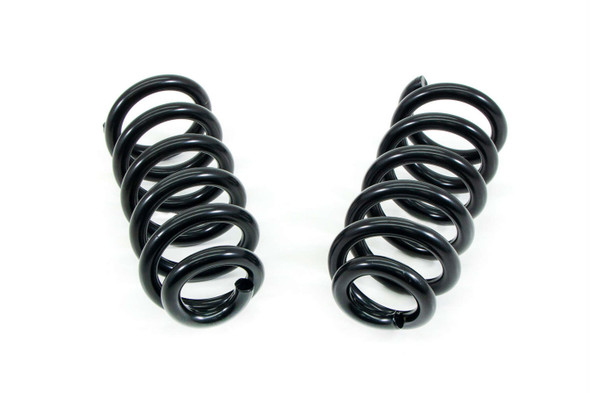 UMI PERFORMANCE UMI6452F 73-87 GM C10 Front Lower ing Springs 2in Drop Performance Oil Shop
