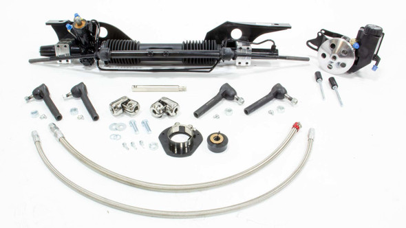 UNISTEER PERF PRODUCTS UNI8010830-01 Power Rack & Pinion - 67-70 Mustang Performance Oil Shop