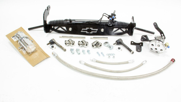 UNISTEER PERF PRODUCTS UNI8011650-01 67-72 GM C10 Power Rack and Pinion Kit Performance Oil Shop