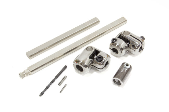 UNISTEER PERF PRODUCTS UNI8050060 Rack & Pinion Steering Shaft - 55-57 Chevy Performance Oil Shop