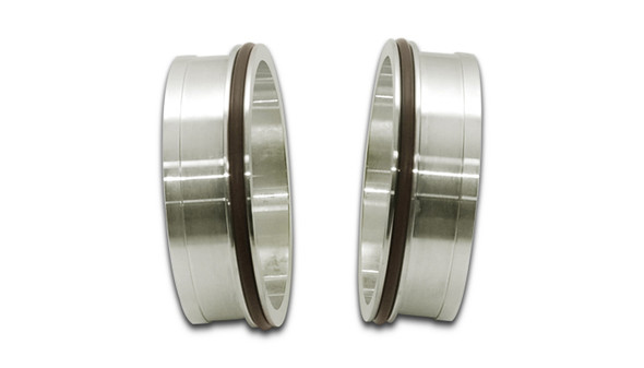 VIBRANT PERFORMANCE VIB12558 Stainless Steel Weld Fer rules with O-Rings Performance Oil Shop