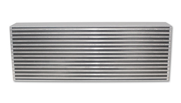 VIBRANT PERFORMANCE VIB12840 Intercooler Core; 27.5in x 9.85in x 4.5in Performance Oil Shop