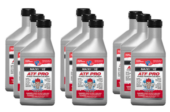 VP FUEL CONTAINERS VPF20381 Transmission Additive Pro Canada 8oz (Case 9) Performance Oil Shop
