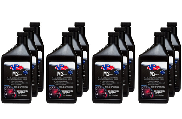VP FUEL CONTAINERS VPF2079 M2 Upper Lube Candy 16oz (Case 12) Performance Oil Shop