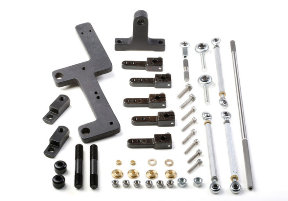 WEIAND WEI7166 6-71/14-71 D/Q Side-Mnt. Linkage Kit Performance Oil Shop