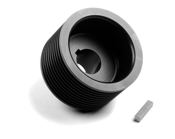 WEIAND WEI90541 10-Rib Upper Drive Pulley 2.66in Dia. Performance Oil Shop