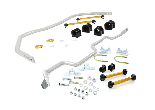 WHITELINE PERFORMANCE WHIBFK005 05-14 Mustang Sway Bars Front 33mm / Rear 27mm Performance Oil Shop