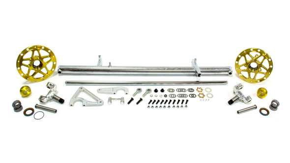 WINTERS WIN4245-C-Y Front Axle Kit 2-1/2in Chrome Performance Oil Shop