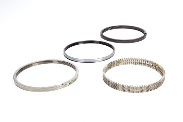 WISECO WISWG7708-4155-5 4.155in Piston Ring Set .043 .043 3.0mm Performance Oil Shop