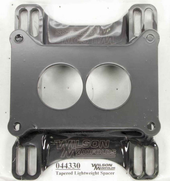 WILSON MANIFOLDS WLS044330 Carb. Adapter - 2300 to 4150 - L/W Tapered Performance Oil Shop