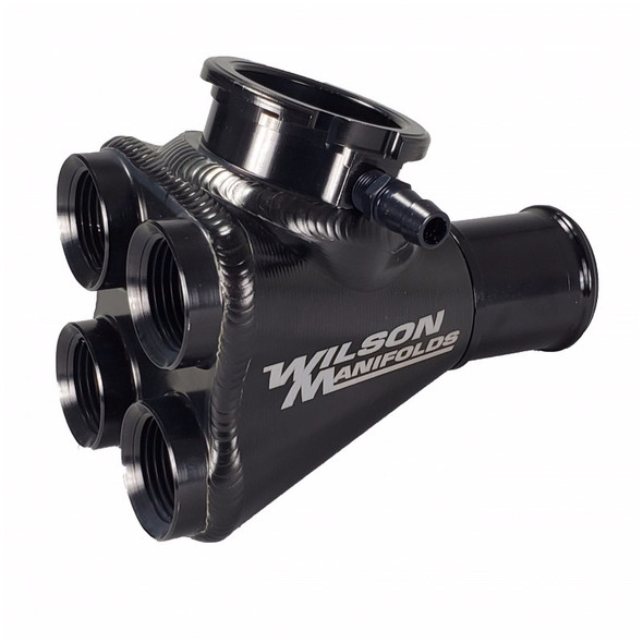 WILSON MANIFOLDS WLS715401 Water Coolant Manifold 1-1/2 Hose Outlet Performance Oil Shop