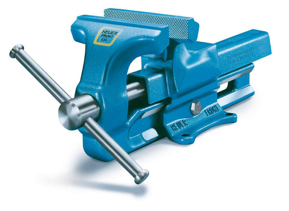 WOODWARD FAB WWFVH100160 160Mm Bench Vise 6-1/4in  Performance Oil Shop