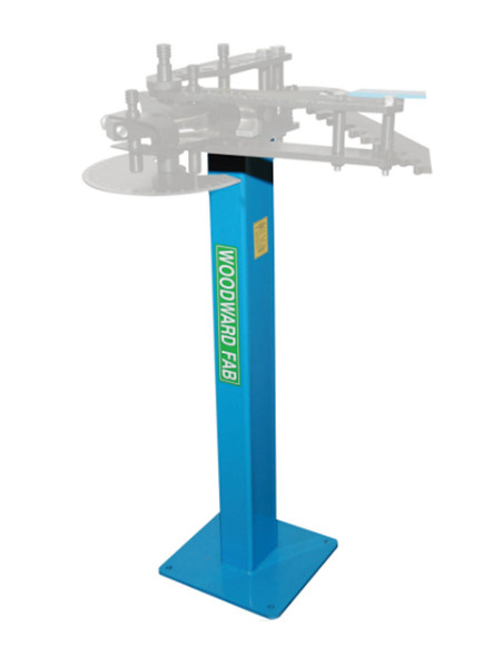 WOODWARD FAB WWFWFB2STAND Tube & Pipe Bender Stand For WFB2 Performance Oil Shop
