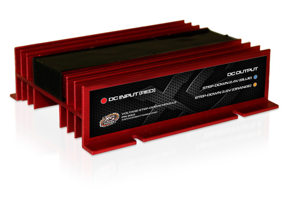 XS POWER BATTERY XSP993 XS Power Voltage Step Down Module  50amp Max Performance Oil Shop