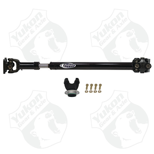 YUKON GEAR AND AXLE YKNYDS016 OE-Style Driveshaft 12-16 Jeep JK Front 1310 Performance Oil Shop