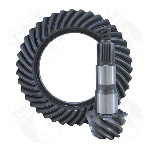 YUKON GEAR AND AXLE YKNYGT10.5-488 4.88 Ring & Pinion Gear Set Toyota 10.5 Performance Oil Shop