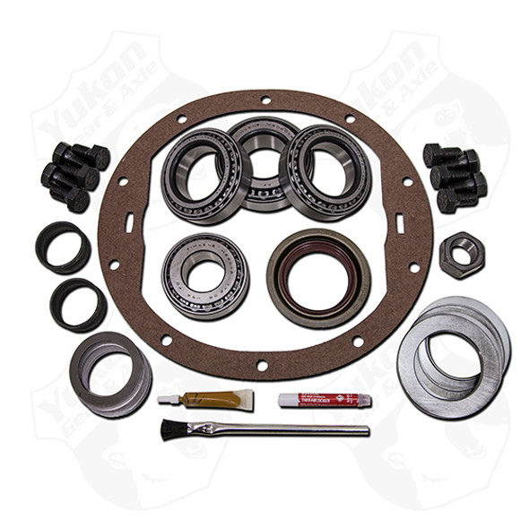 YUKON GEAR AND AXLE YKNYKGM8.6IRS Master Installation Kit GM 8.6 IRS Differential Performance Oil Shop