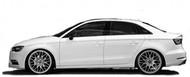 2.0 TFSI quattro Sedan 8V (US-only)