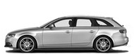 2.0 TFSI S line B8 (manual-only) Saloon & Avant