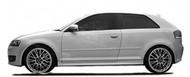 3.2 V6 quattro 3 door & 5 door Sportback
