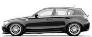 118d & 120d M Sport 5-door Hatchback (E87)