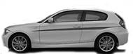 118d & 120d M Sport 3-door (E81)