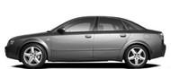 1.8T B6 quattro Saloon - Avant 163BHP (5 speed)