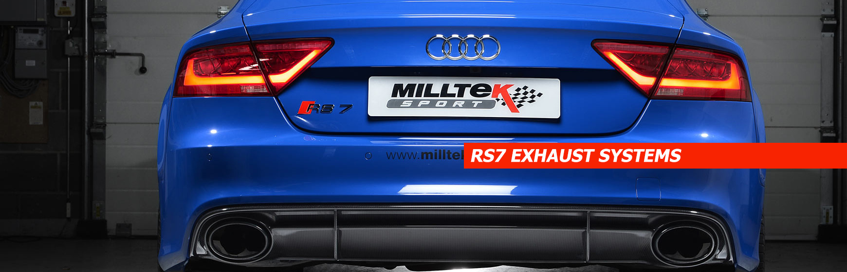 RS7 Milltek