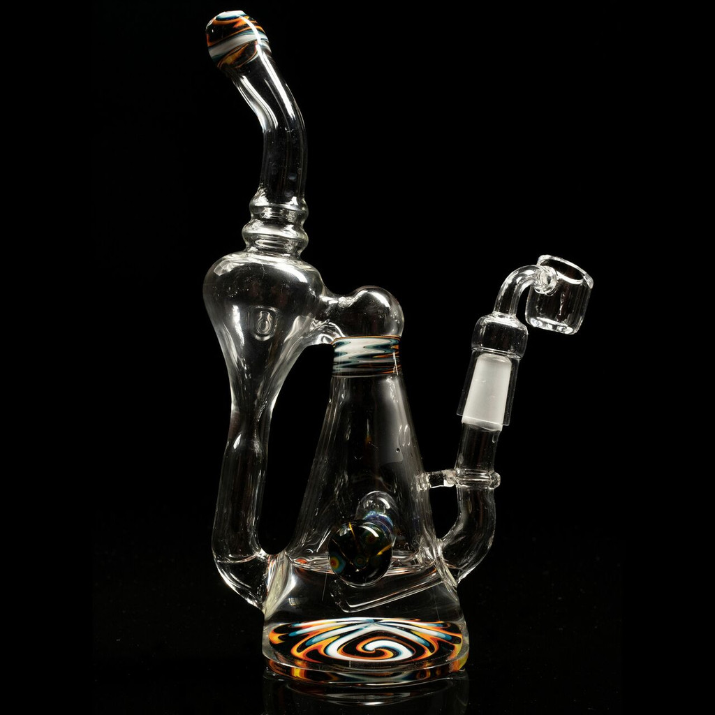 CURLY FIRE & ICE RECYCLER W/REVERSAL
