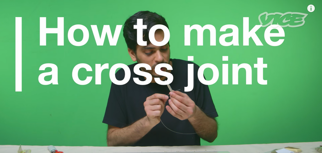 How to Make a Cross-Joint