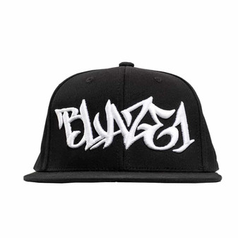 Black/White Scribe Hat