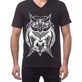 BLAZE1 WHITE OWL