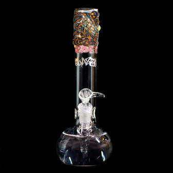 BUBBLE BOTTOM BLAZE1 FANCY TOP FIRE & ICE