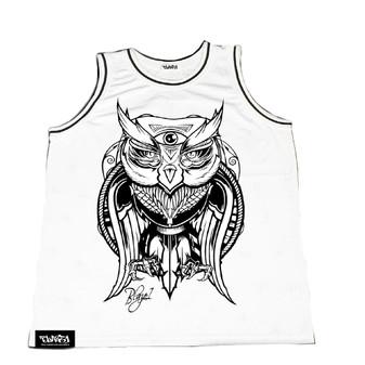 OWL WHITE JERSEY