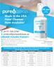 Hand Cleanser 2 oz. Spray - Case of 160 bottles - 150 ppm HOCl