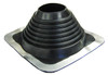 Dektite Premium EPDM Black corrugated roof chimney flashing